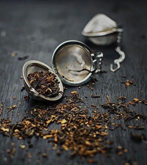 La boule à thé, important pour préparer un thé