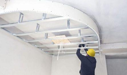 inspecter les faux plafonds