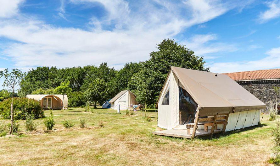 Quels sont les avantages d'un camping en tente-lodge?