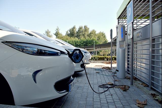 Borne de recharge : un pas vers la mobilité électrique