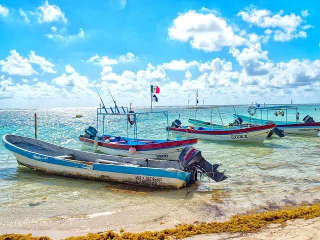 La pêche, une activité touristique en plein essor au Mexique